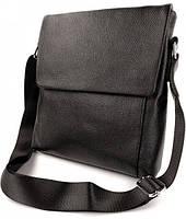 Мужской кожаный мессенджер Tiding Bag NM22-111A, фото 3