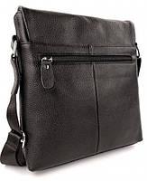 Мужской кожаный мессенджер Tiding Bag NM22-111A, фото 9