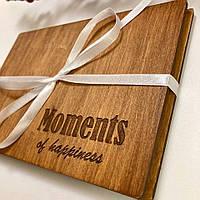 Фотоальбом 10х15 из дерева   Ручная работа   Подарок девушке   Подарок парню