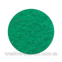 Фетр листковий (поліестер), 21,5х28 см, Зелений світлий, 180г/м2, ROSA Talent