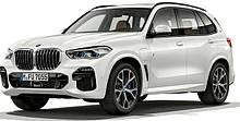 Защита двигателя на BMW X5 (с 2018 --)