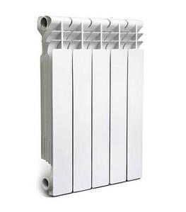 Радиатор алюминиевый Nova Florida Desideryo B4 350/100 (5 секций 701W)