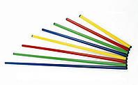 Палка гімнастична пласмасова довжиною 750 мм
