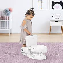 Горщик дитячий навчальний DOLU (7051) білий
