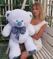 Гарний плюшевий ведмедик Білий 100 див., фото 1