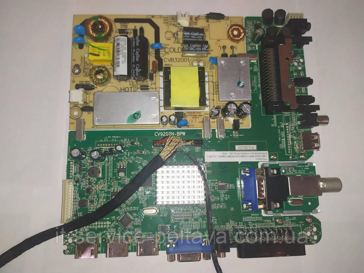 Материнська плата (Main Board) CV9202H-BPW (CVB32001)