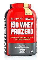 Nutrend Iso Whey Prozero 2250 гр