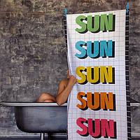 Полотенце Солнце 150х70 см