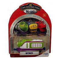 Интерактивная игрушка Tomy Chuggington Коко (LC54002)