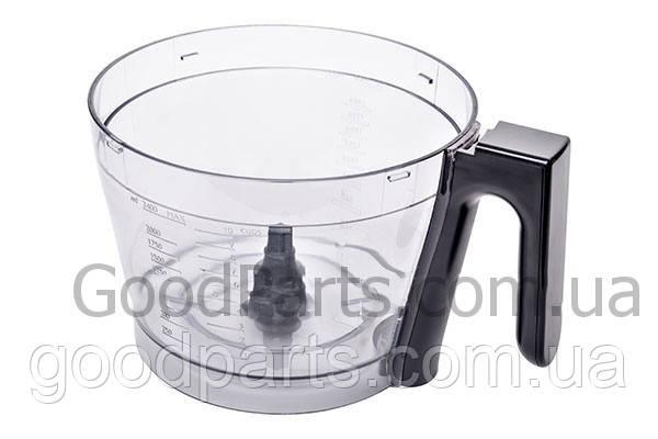 Чаша для кухонного комбайна Philips 2000ml 996510056763 996510069733, фото 2