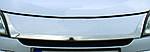 Renault Megane III 2009-2016 рр .. Накладка на решітку (нерж)