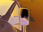 Volkswagen LT 1998↗ рр. Накладки на дзеркала (2 шт., пласт.)