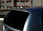 Hyundai Getz Спойлер (під фарбування)