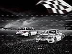 Mercedes C-Klass W204 Комплект обваження С63 AMG