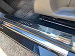 Volkswagen Golf 6 Накладки на внутрішню частину порогу (2 шт., нерж)