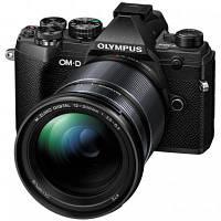 Цифровой фотоаппарат OLYMPUS E-M5 mark III 12-200 Kit black/black (V207090BE010)