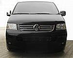 Volkswagen T5 Multivan 2003-2010 рр. Передня нижня спідниця ABT (під фарбування)