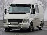 Volkswagen LT 1998↗ рр. Кенгурятник WT022 (нерж)