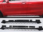 Mercedes GLA X156 2014-2019 рр. Оригінальні підніжки (2 шт)