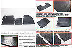 Fiat Talento 2016↗ рр. Гумові килимки (3 шт, Stingray) Premium - без запаху гуми