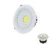 LED Светильник потолочный точечный 10W теплый белый (A180/10W-C WW) (TL30039)