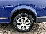 Volkswagen T5 Multivan 2003-2010 рр. Накладки на арки (6 шт, ABS)