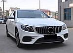 Mercedes W213 Передняя решетка GT (2016-2019)