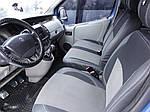 Nissan Primastar 2002-2014 рр. Авточохли (кожзам↗тканина, Premium) Передні 1↗1