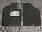 Hyundai Santa Fe 2 2006-2012 рр. Текстильні килимки салону 3D (Seintex)