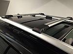 Subaru Forester 2013-2018 рр .. Перемички на рейлінги під ключ Чорний