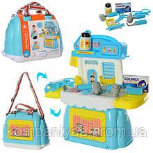Іграшковий набір юного лікаря з інструментами W836A
