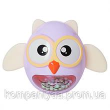Дитяча іграшка-неваляшка G-A027 (Фіолетовий)