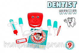 Дитячий іграшковий набір стоматолога 6641TXK