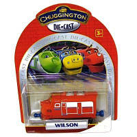 Интерактивная игрушка Tomy Chuggington Вилсон (LC54001)