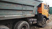 Вывоз мусора КАМАЗ