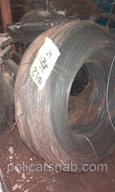 Дріт в'язальний діаметром 1,2;2мм