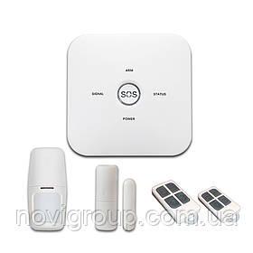 Комплект дротової GSM сигналізації PIPO WL-JT-10GX