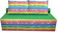 Бескаркасный диван кровать 160-100 см
