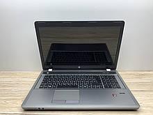 Ноутбук HP 4740s 17.3 HD+/ i5-3230M 2(4)x 3.2 GHz/ HD7650m 1Gb/ RAM 8Gb/ SSD120Gb+640Gb/ АКБ немає/ Упоряд. 8.5 Б/У