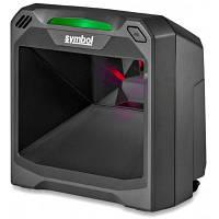 Сканер штрих-кода Symbol/Zebra DS7708 2D, Black, RS-232 + БП (DS7708-SR4R0110ZCE)