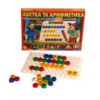 "Мозаика ""Абетка та арифметика"""