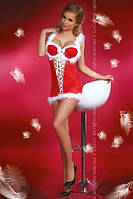 Игровой костюм снегурочки Livia Corsetti Snow Baby