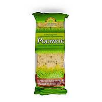 Хлібці з пророщених зерен пшениці «Росток», Класичні, «УкрЭкоХлеб», 120 гр.