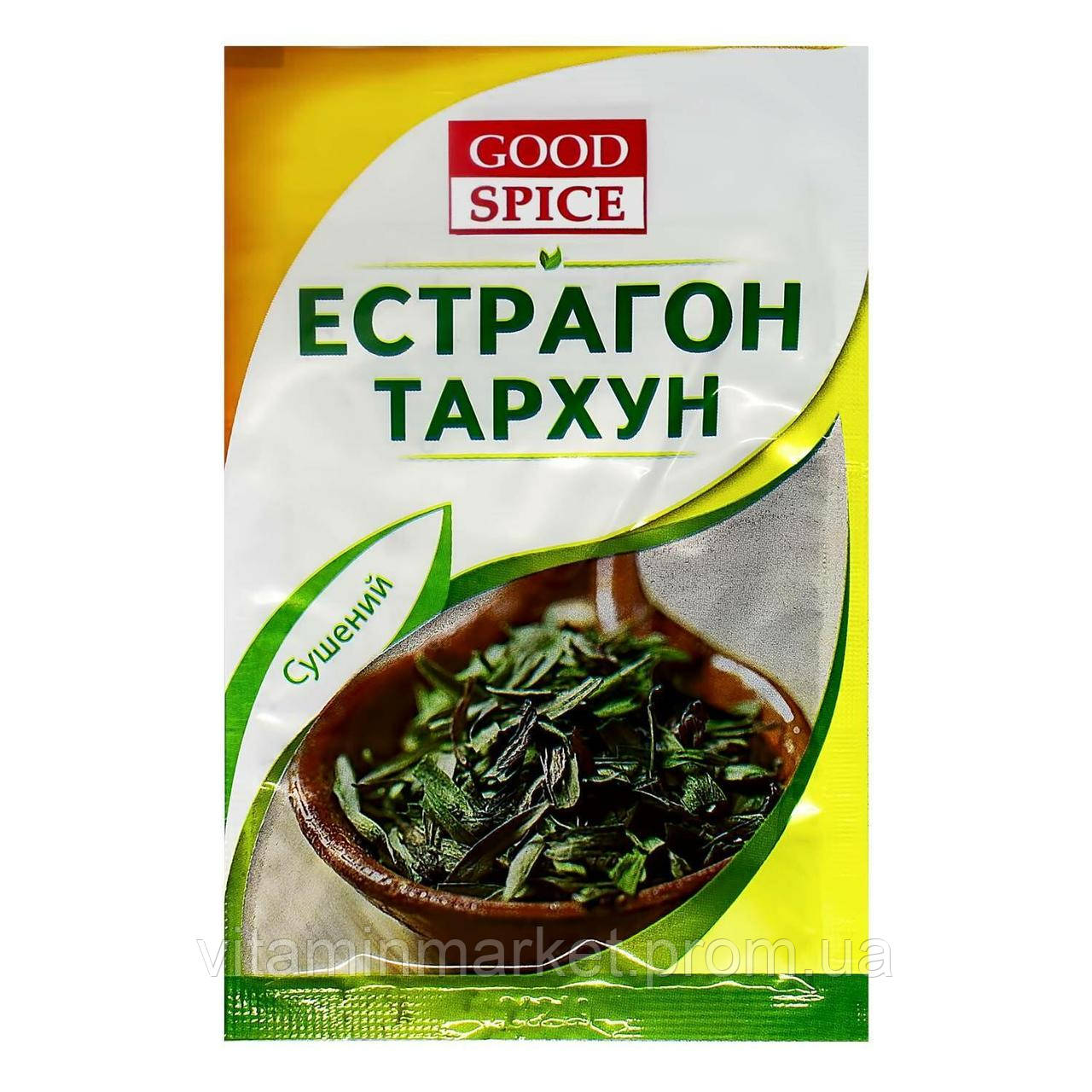Эстрагон сушеный Good Spice тархун 4 гр