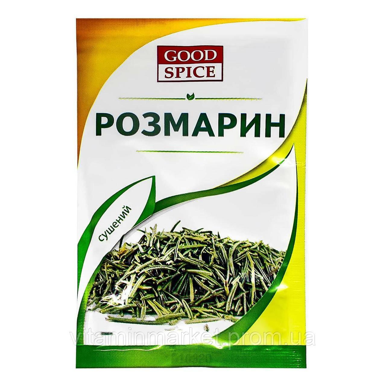 Розмарин сушений, «Good Spice», 8 гр.