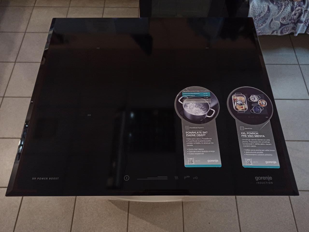 Индукционная варочная панель Gorenje IS656USC