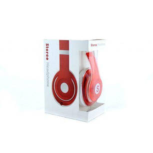 Накладні навушники MDR STUDIO Red, фото 2