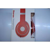 Накладні навушники MDR STUDIO Red, фото 3