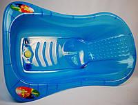 Детская ванночка на колесиках, фото 1