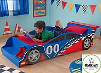 Детская кроватка KidKraft 76038 Гоночная машинка